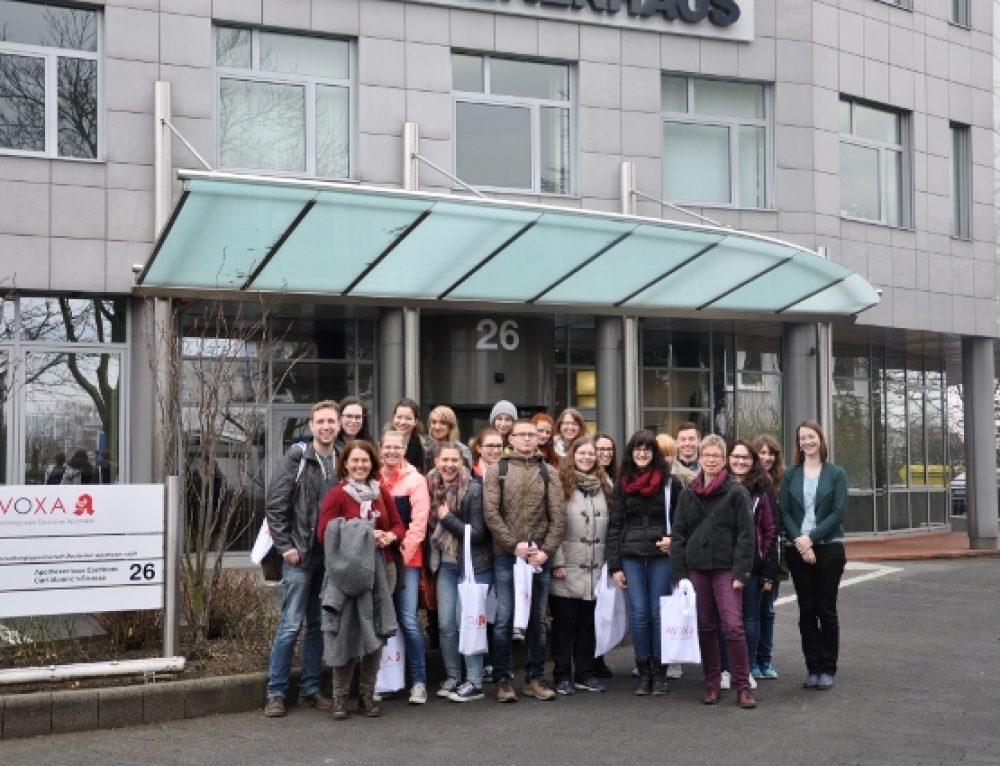 Besuch von AVOXA, Eschborn